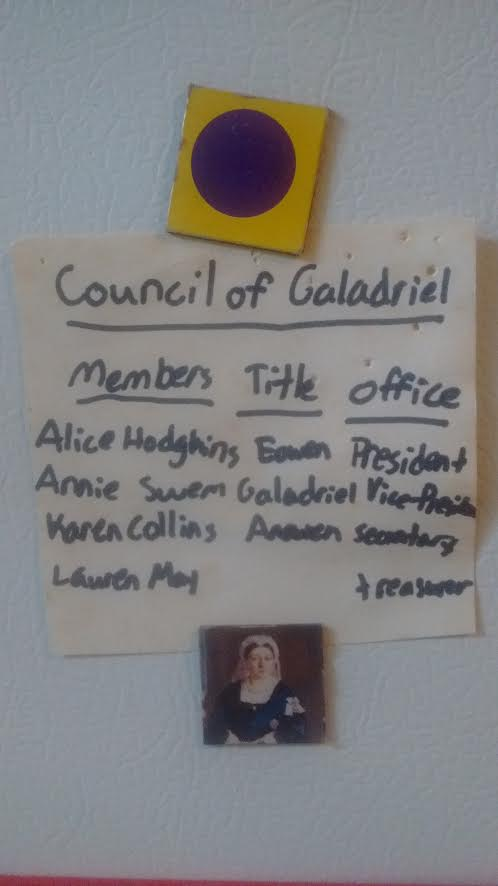 Council of Galadriel